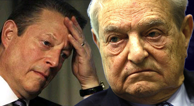 soros used his open society institute to pay al gore 10 million dollars per year according to dc leaks