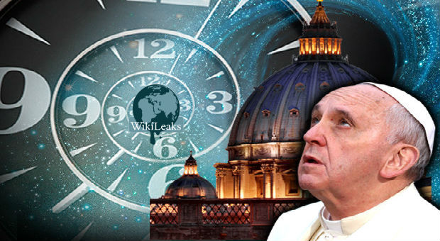 wikileaks  cia s most important tool  access to travel through time and space provided by the vatican