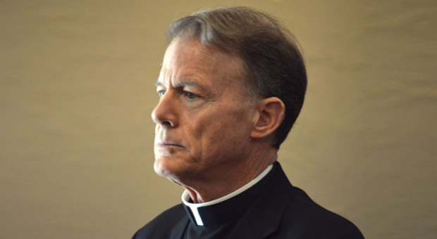 archbishop john c  wester speaks to expose pedophile priests