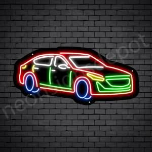 Car Neon Sign Cadillac CT5 Black- 24x11