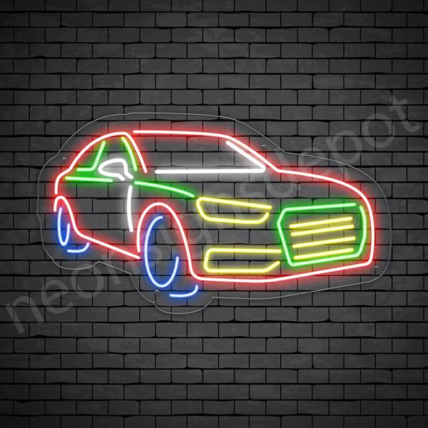 CAR-SIGNS-MITZUVISI-Car Transparent-24x14