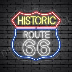 Route 66 Neon Signs
