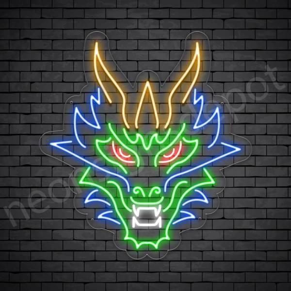Head Dragon Transparent