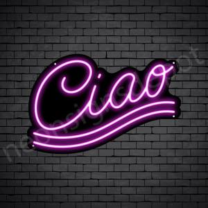 Ciao Neon Signs