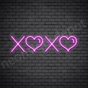 Xoxo Neon Sign