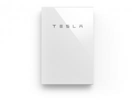 Tesla Powerwall battery flat