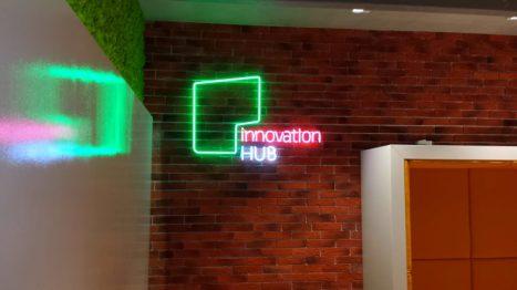 неонови реклами, innovation hub neon