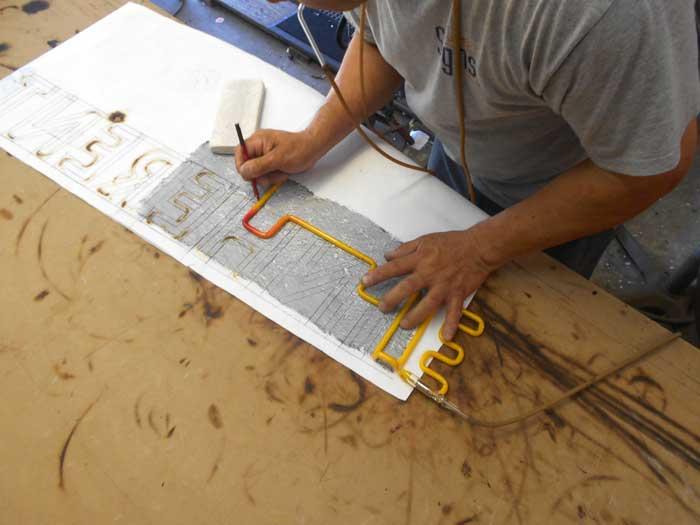 изработка на неонои тръби