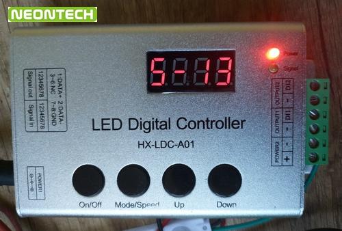 Didital RGB controller