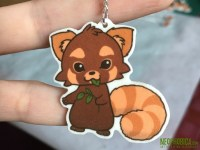 isnt that keychain damn adorable!