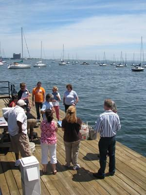 Get WET 2010 New England Aquarium Workshop