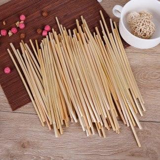 Box of 100 Pieces Wheat Straws