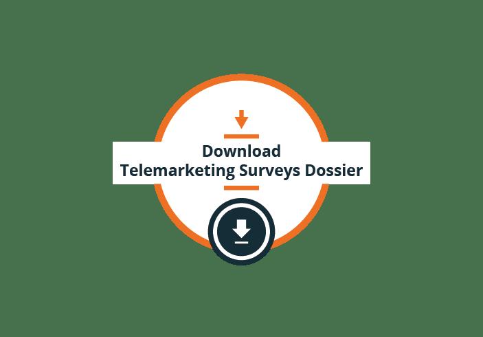 Download Telemarketing Surveys dossier