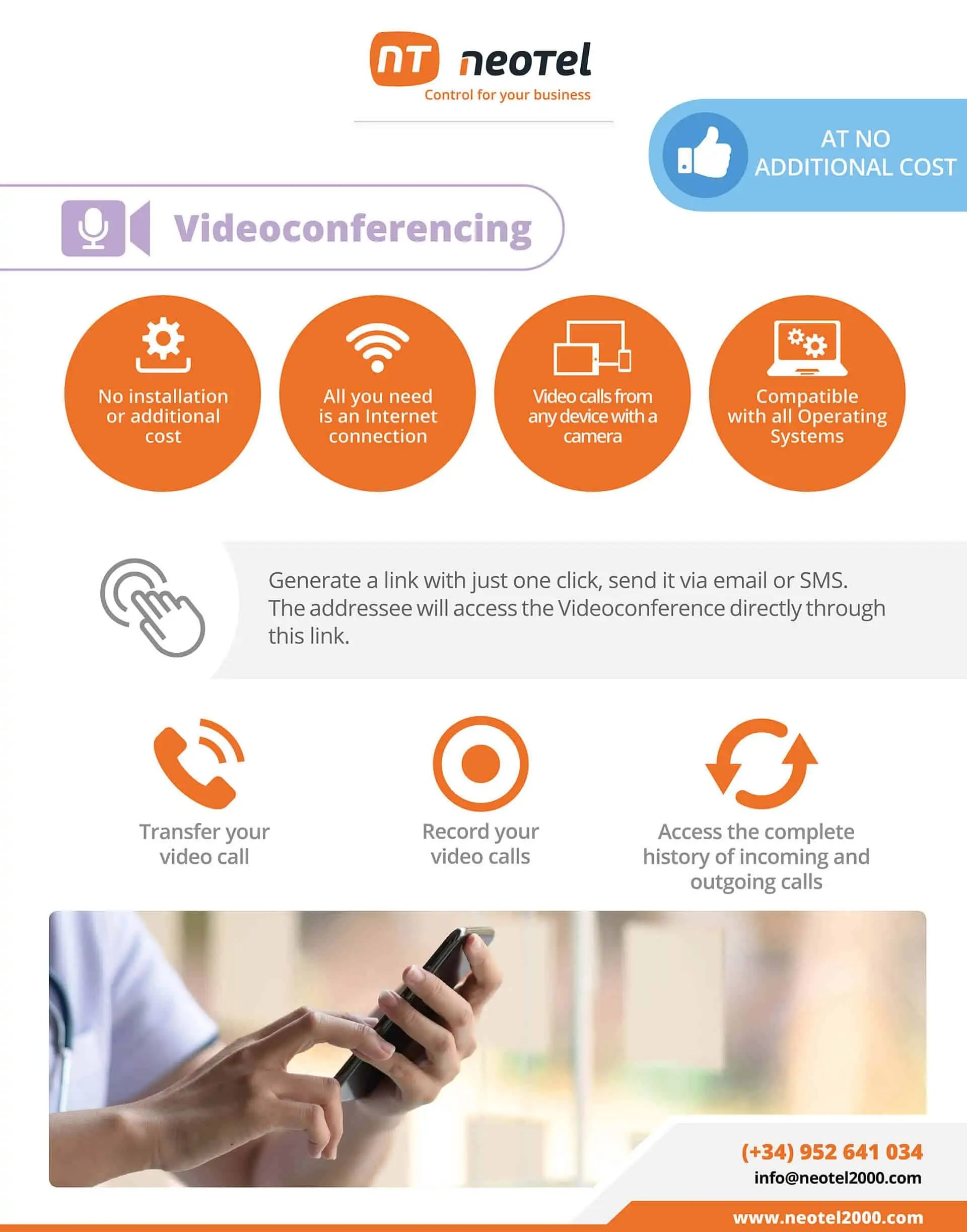 video calling and videoconferencing in the cloud