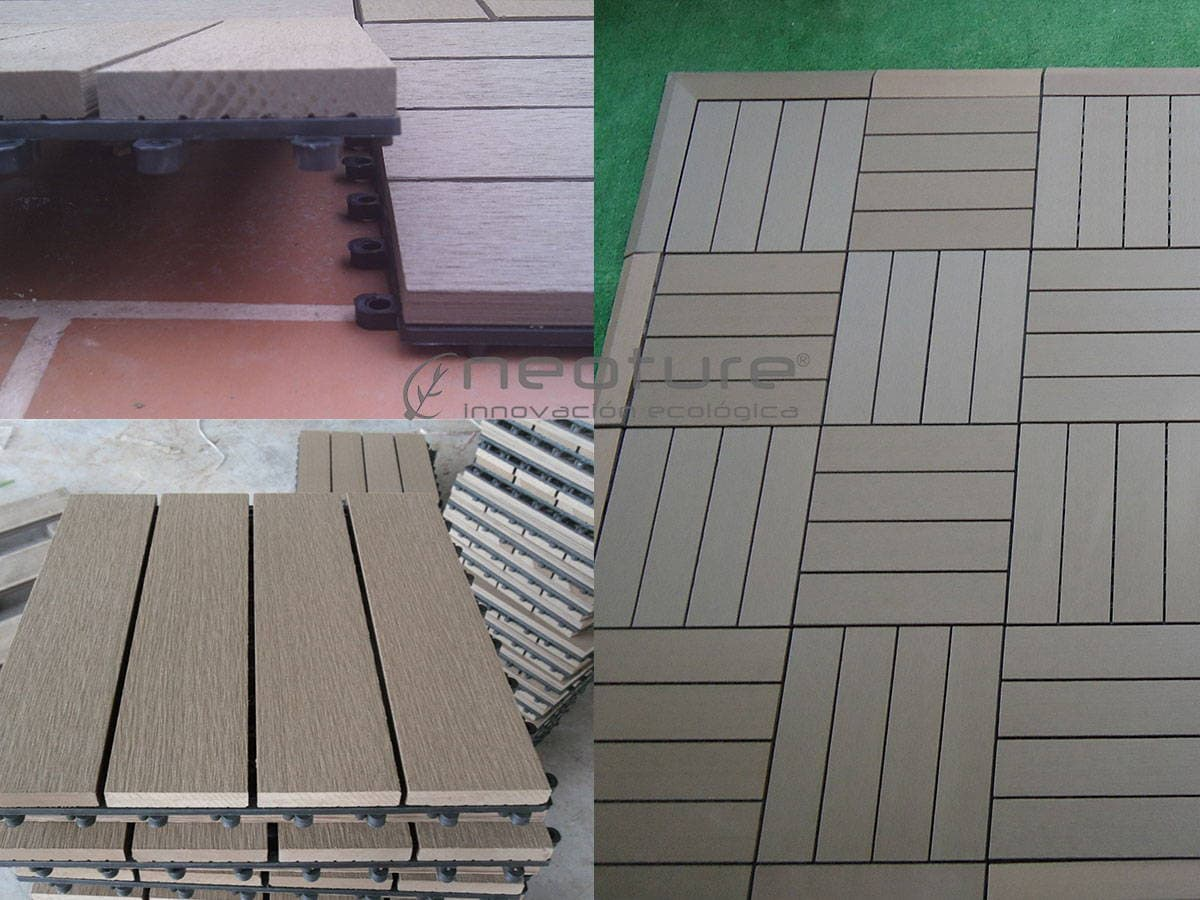 Baldosa de madera instalacion baldosa baldosa de madera - Plaqueta imitacion madera ...
