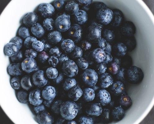 Frutta e verdura per gli occhi: mangiamone di più - Mirtilli