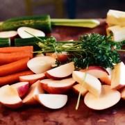 Frutta e verdura per gli occhi: mangiamone di più