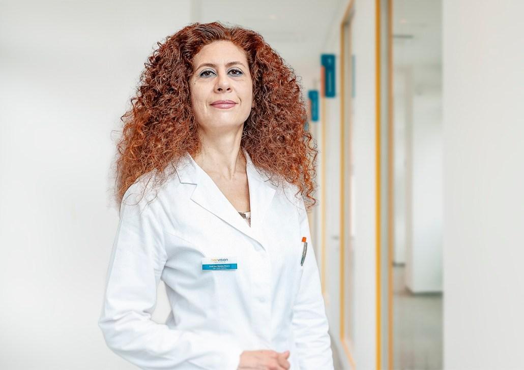 Monica Mosca - Oculista Milano - Neovision Cliniche Oculistiche
