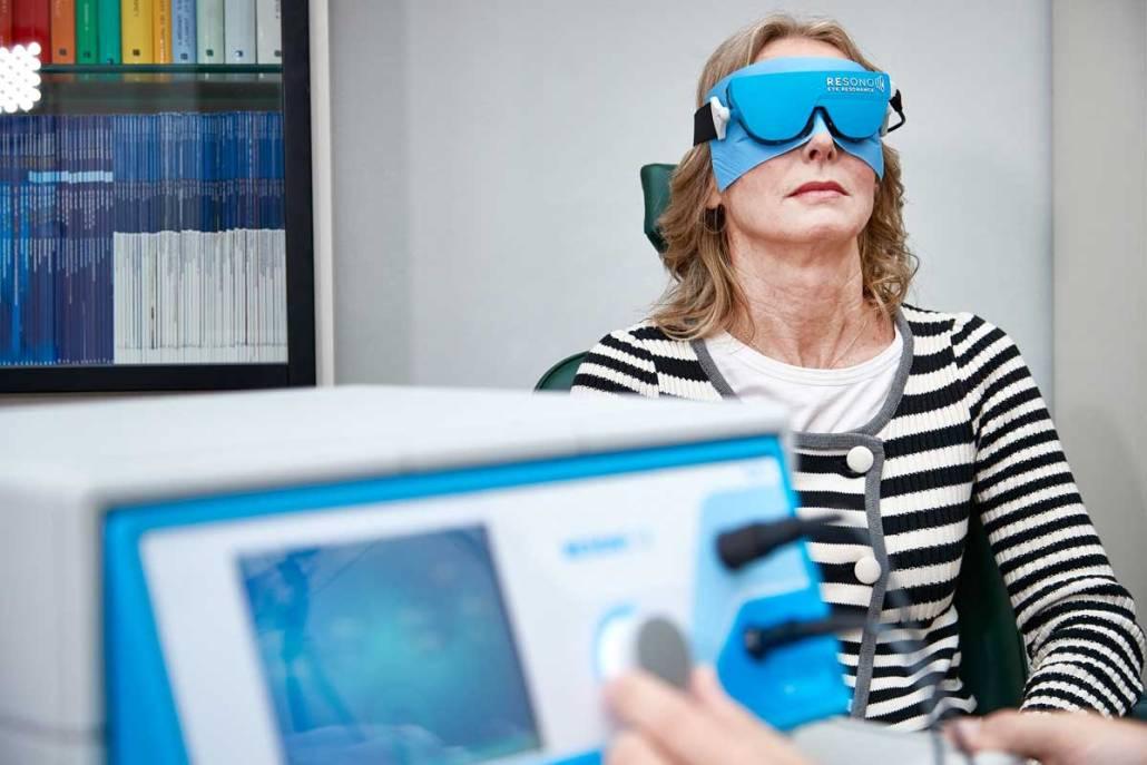 Occhio Secco - Risonanza Quantica Molecolare RexonEye - Neovision Cliniche Oculistiche