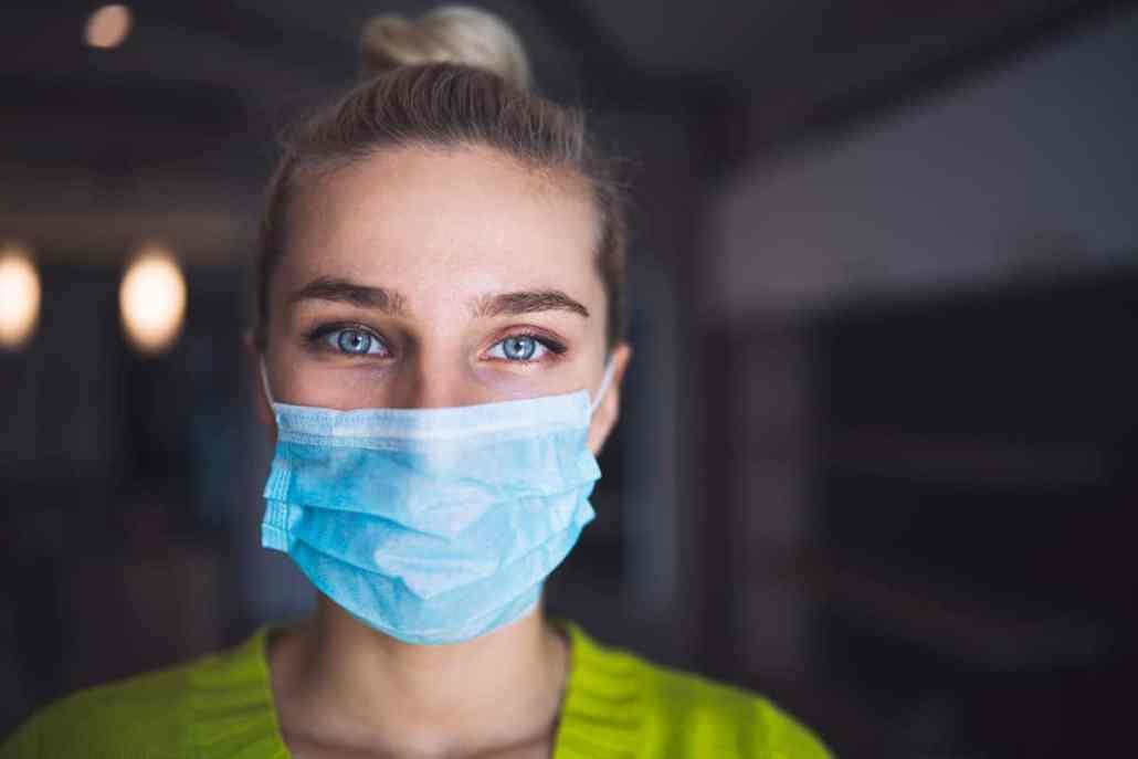 Gli occhi parlano - mascherine - Neovision Cliniche Oculistiche