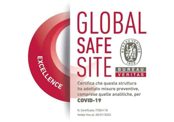 Global Safe Site Excellence - Neovision Cliniche Oculistiche