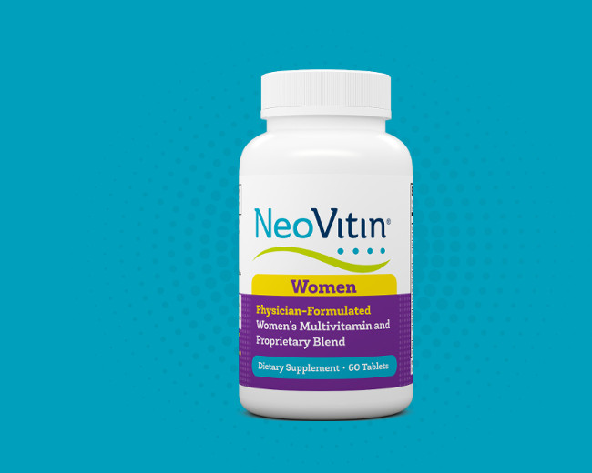 NeoVitin Womens Formula Multivitamin Header