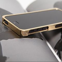 COREMECHATEC MOBiCRAB メタルバンパー for iPhone5(24K ゴールド) RX-IP5MB-24G
