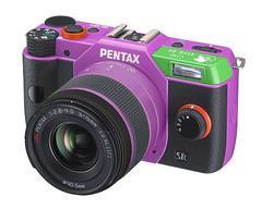 PENTAX Q10 エヴァンゲリオンモデル TYPE01 : 初号機
