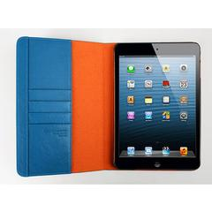 INBYTE imymee classic leather for ipad mini / BLUE IMCL-IPM-BL