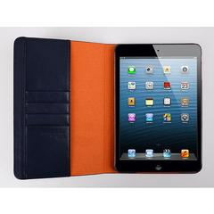 INBYTE imymee classic leather for ipad mini / NAVY IMCL-IPM-NV