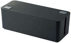 [ELECOM(エレコム)] ケーブルボックス(6個口)EKC-BOX001BK
