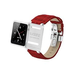 iWatchz Timepiece Collection - Red Leather CS3677