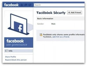 facebook ?ac?bóok S?cur?y phishing scheme scam password steal