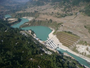 Middle Marsyangdi Dam