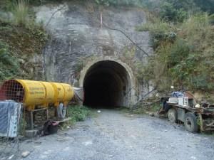 Kulikhani III HEP Adit Tunnel