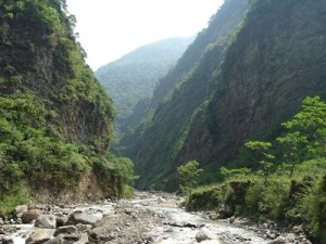 Upper Khudi Hydropower Project