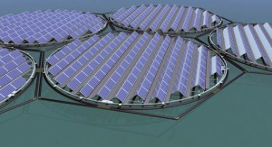 Floting Solar Energy Panels2