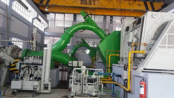 upper mai turbine