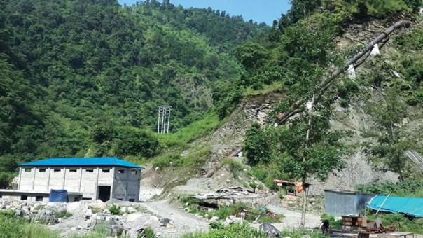 Tungun Thosne Hydropower project