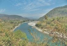 Budhigandaki River