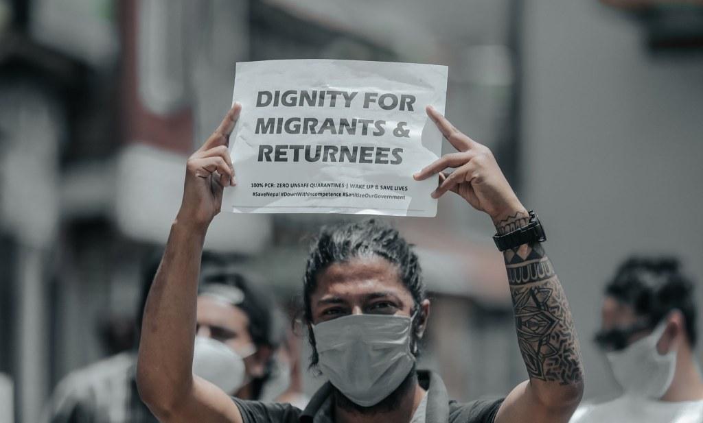 dhankuta protest 1