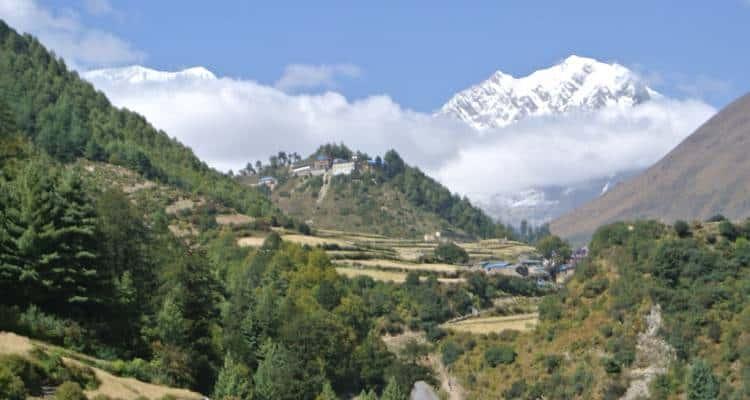 Manaslu Trek - Nepal Hiking