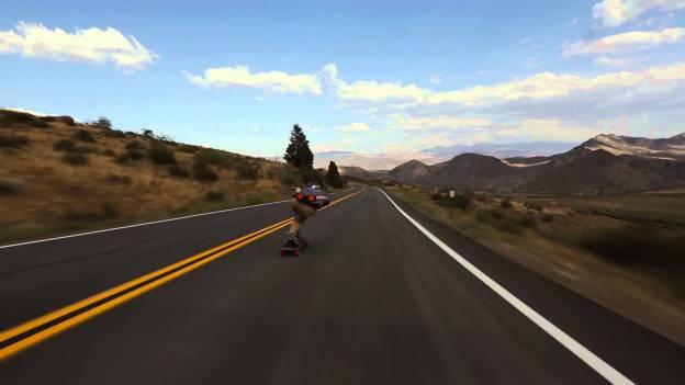 Arbor Skateboards – James Kelly – Burn It Down