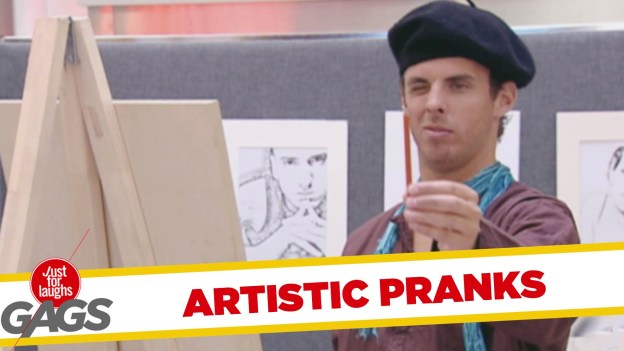 Best Artstic Pranks