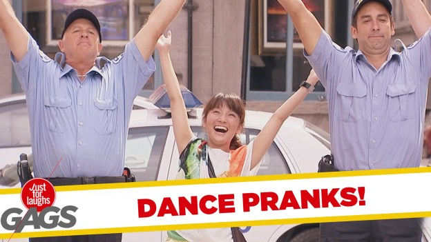 Best Dance Pranks – Just for Laughs Gags