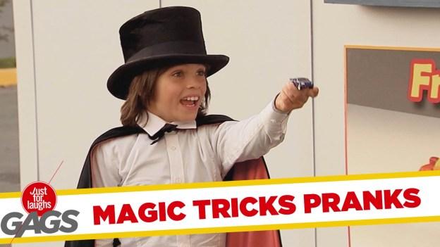 Best Magic Tricks Pranks