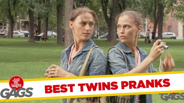 Best of Twins Pranks