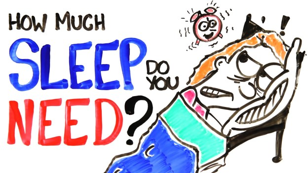How Much Sleep Do You Actually Need?