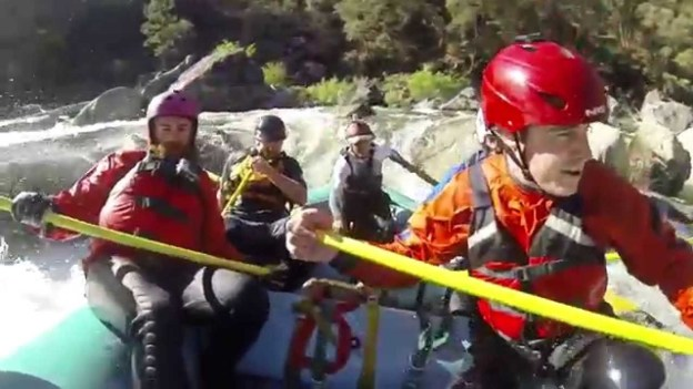 Indefinitely Wild Rafting Cherry Creek