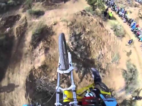 Insane Mountain-biking!